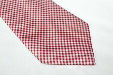 LES COPAINS Silk tie Made in Italy E96464