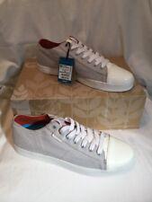 Genuine Mens Gravis Carlos Low Glacier Gray Skate Shoes UK Size 11 BNIB