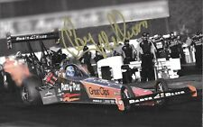 Clay Millican  2018 NHRA  Autographed Inperson Hero Card Top Fuel