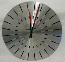 Rare Vintage Bang & Olufsen Beotime Wall Clock #2