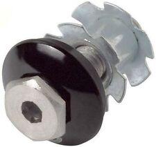"Diamondback BMX Topcap Top Cap with Hollow Bolt for Brake Cable 28.6mm 1.1/8"""