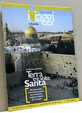 I VIAGGI DI REPUBBLICA - Gerusalemme [Anno II, n. 21, 26 marzi 1998]