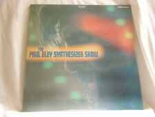 PAUL BLEY Synthesizer Show Milestone MSP 9033 SEALED LP Annette Peacock