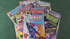 Avengers Spotlight Solo #21-40 Complete Series Set