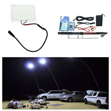 Portable 12V Car SUV Outdoor Camping Telescopic Fishing Rod Lamp With IR Remote