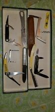 Vintage Military Mess Kit Knives And Other Useless Crap