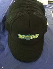 Ed Big Daddy Roth Adjustable Black Hat / Cap