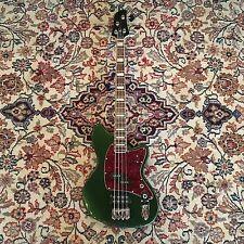 Ibanez TMB300 Talman Bass (Metallic Forest Green)