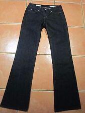 womens JAG mid rise reg fit boot-cut leg denim jeans SZ 8 stretch!