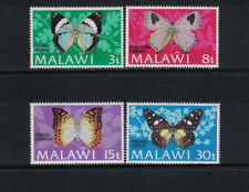 Malawi 1973: #199-202 Butterflies NH; Insects: Lot#4/8