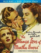 The Strange Love of Martha Ivers [New Blu-ray] With DVD, Black & White