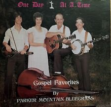 Parker Mountain Bluegrass - Gospel Favorites One Day At A Time- LP Vinyl Record