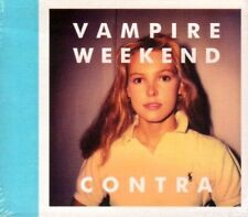 Vampire Weekend - Contra ft. HOLIDAY, WHITE SKY, GIVING UP THE GUN;  NEW  CD