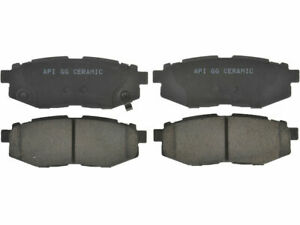 For 2006-2007 Subaru B9 Tribeca Brake Pad Set Rear API 61134XP PSC Ceramic
