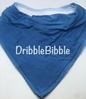 ❤ Toddler Child Dribble Bib Catcher Dry Bandana Girl Boy Unisex ❤ Plain Red ❤