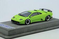 1/43th Looksmart Lamborghini Diablo GT Lime Green, MR BBR Frontiart