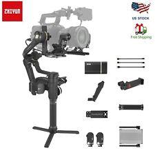 Zhiyun Crane 3S Pro Kit 3 Axis Handheld Gimbal Stabilizer DSLR Camera Camcorder