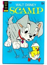 Scamp #10   Gold Key 1960