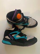 Rare Reebok The Pump Onmi Lite Hexalite Shoes Men 11 Charlotte Hornets