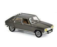 Norev 511621 Renault 16 TX 1976 - Elysée grey metallic 1:43 suberb detail