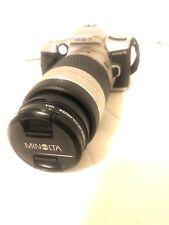 Minolta Maxxum 5 Camera Minolta AF 75-300mm Zoom Lens Excellent Condition