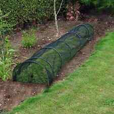 NUOVO 300x45x45cm robusta rete NET crescere Tunnel Adatto per le erbe e verdure
