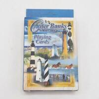 Outer Banks OBX North Carolina Scenery Souvenir Playing Cards