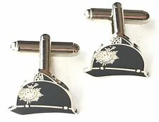 CASCO policemans SMALTO Crested Gemelli (N76) in scatola regalo