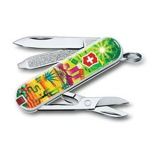 Victorinox Swiss Army Knife Classic SD - 2018 Ltd Edition - Mexican Sunset