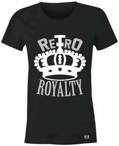 "Retro Royalty - Women/Juniors T-Shirt to Match Retro ""Jubilee"" 11's"