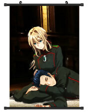 4888 Violet Evergarden Decor Poster Wall Scroll cosplay