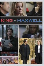 King & Maxwell Complete Series DVD Set TV Show Collection Episodes Drama Action