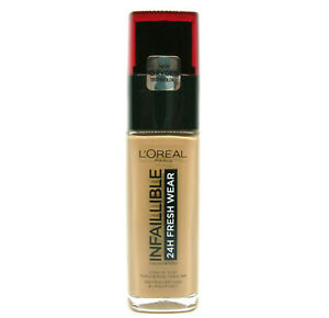 L'OREAL loreal INFAILLIBLE 24H FRESH WEAR FOUNDATION 290 GOLDEN AMBER