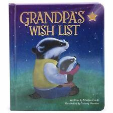 Grandpa's Wish List (Board Book)