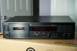 Nakamichi 3 Discrete  Head Cassette Recorder- DR2 Serviced/ Calibrated great