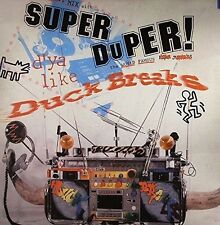DJ Babu, Turntablist - Super Duper Duck Breaks [New Vinyl]