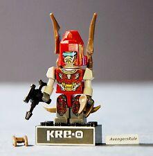 Kre-O Transformers Movie Series 1 Mini Figures Micro Changers Torosaur