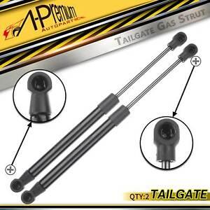 2x Rear Tailgate Gas Struts for Mercedes Benz A209 C209 CLK200 CLK240 280 02-10