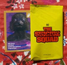 The Suicide Squad 2021 Limited Edition Trading Card Splat Hair Dye Weasel