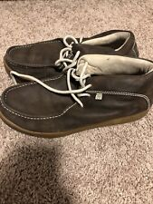 Marc Ecko Phranz-phuel World Famous Chocolate Color Size 13 loafers