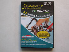 SPINeRVALS 27.0 Threshold Test & Suffer Fest Kinetic Kurt Cycling Spinning