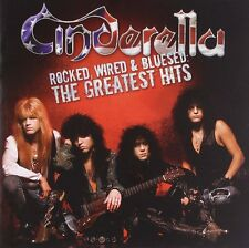 CINDERELLA: ROCKED, WIRED & BLUESED THE GREATEST HITS CD THE VERY BEST OF / NEW