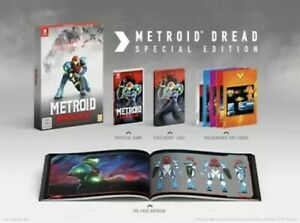 Metroid Dread - Special Edition (Nintendo Switch) - Brand New ✅free Delivery