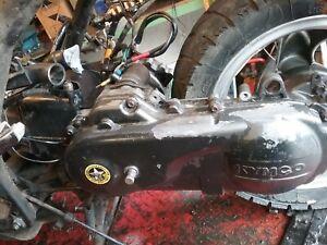 Kymco Yager GT50 Motor komplett