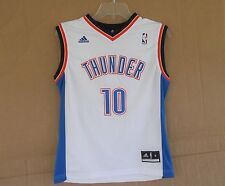 Boys ADIDAS OKC Thunder M. Finley NBA jersey M top shirt kids tee shoes FREESHIP