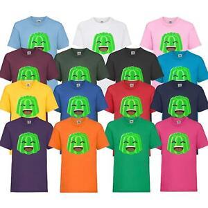 Kids Boys Girls Childrens Jelly Viral Youtuber Fan TDM Gamer Gaming T-Shirt Tee
