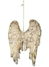 "ANGEL WINGS Memorial Christmas Ornament, 5"" Tall, by Sullivans"