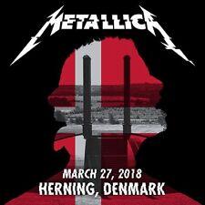 METALLICA / WorldWired Tour /Jyske Bank Boxen, Herning, Denmark / March 27, 2018