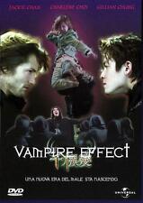 Vampire Effect (2003) DVD