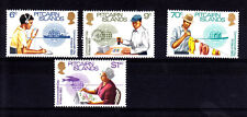 PITCAIRN ISLANDS -SG234-37-COMMONWEALTH DAY-MNH